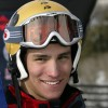 Former Olympic mogul skier and NFL player Jeremy Bloom happy he's no longer taking big hits