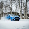 Ford rolls out unique new Focus RS Winter Wheel & Tire Package