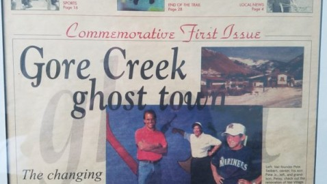20 years on, Vail still on way to becoming 'Gore Creek ghost town'