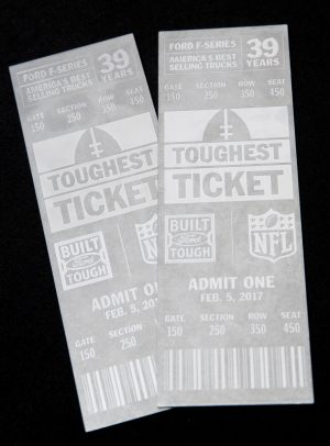 Ford NFL tickets
