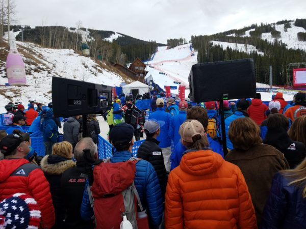 ski racing beaver creek
