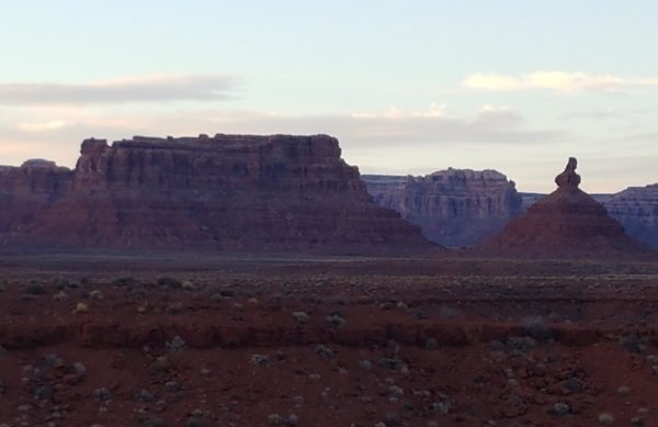 valley of the gods in bears ears national monument 112417
