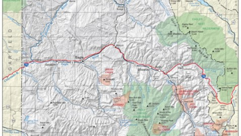 Colorado county divided in Congress, largely united behind public lands